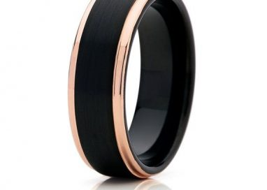 Reasons to Buy Tungsten Wedding Bands for Men