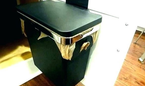 Trash can, the best way to have a clean kitchen