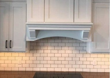 Make your kitchen look classy by installing custom stove hood