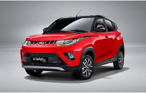 Mahindra KUV100 NXT: Moving forward as a petrol-only model!