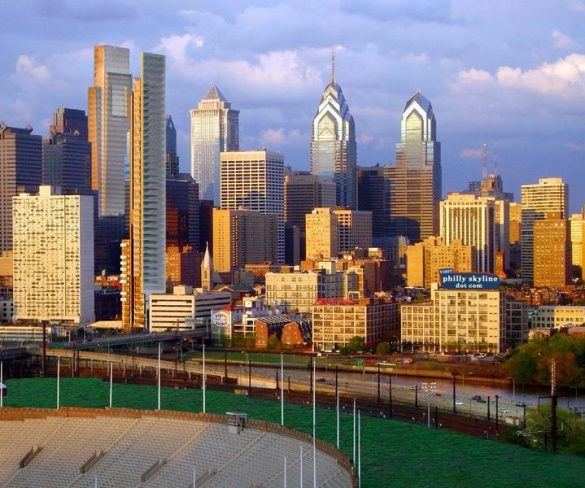 Philadelphia at Its Best – In Those Days, And Today