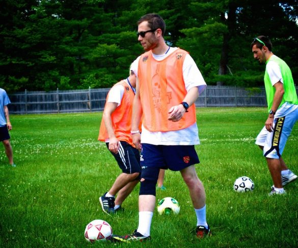 What Your Child can Expect from an Overseas Soccer Camp