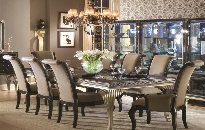 The Right Dining Table Set is Crucial in Designing a Kitchen