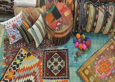 The Introduction Of The Turkish Art Through Kilim Rugs