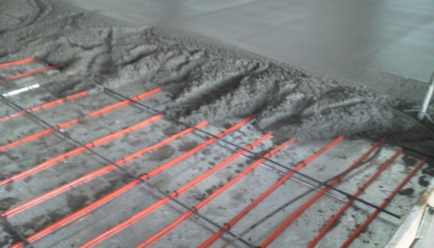 Guidelines to Repair a Damaged Heated Floor