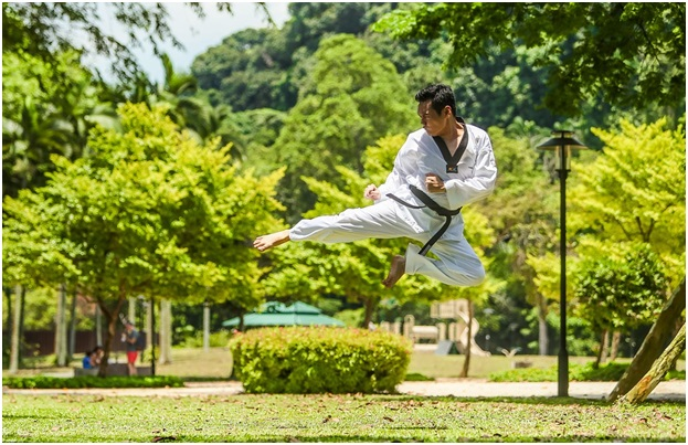 What are the health benefits of joining Martial arts class Toronto?