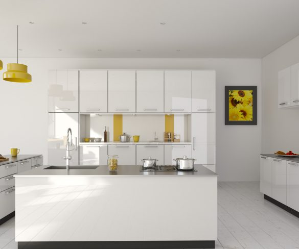 Useful Tips on Building Your Dream Modular Kitchen on a Budget