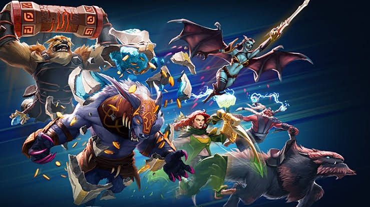 Dota 2 and its popularity