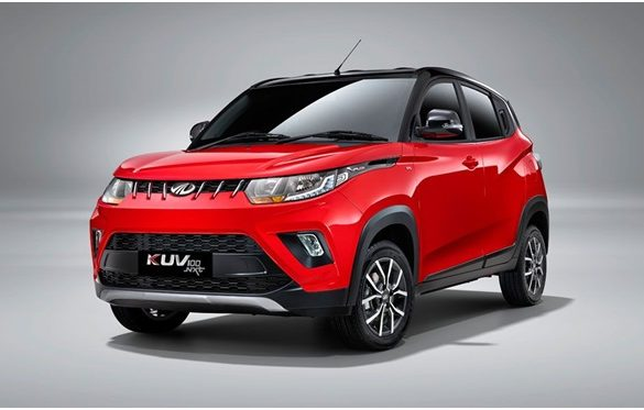 Mahindra KUV100 NXT: Moving forward as a petrol-only model!