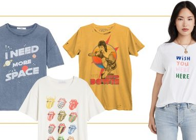 The Graphic Tees Look Good and Perfect Wear from American Eagle
