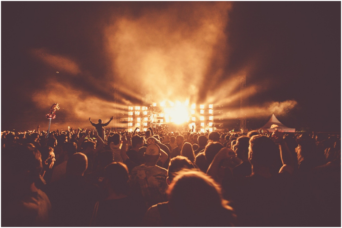 How Safe Are Outdoor Concerts During the Pandemic?